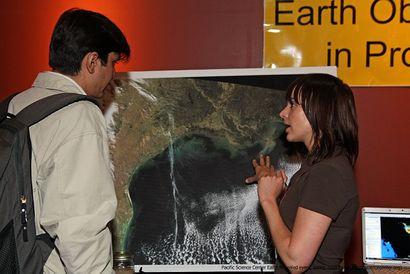Earth Revealed, May 2009