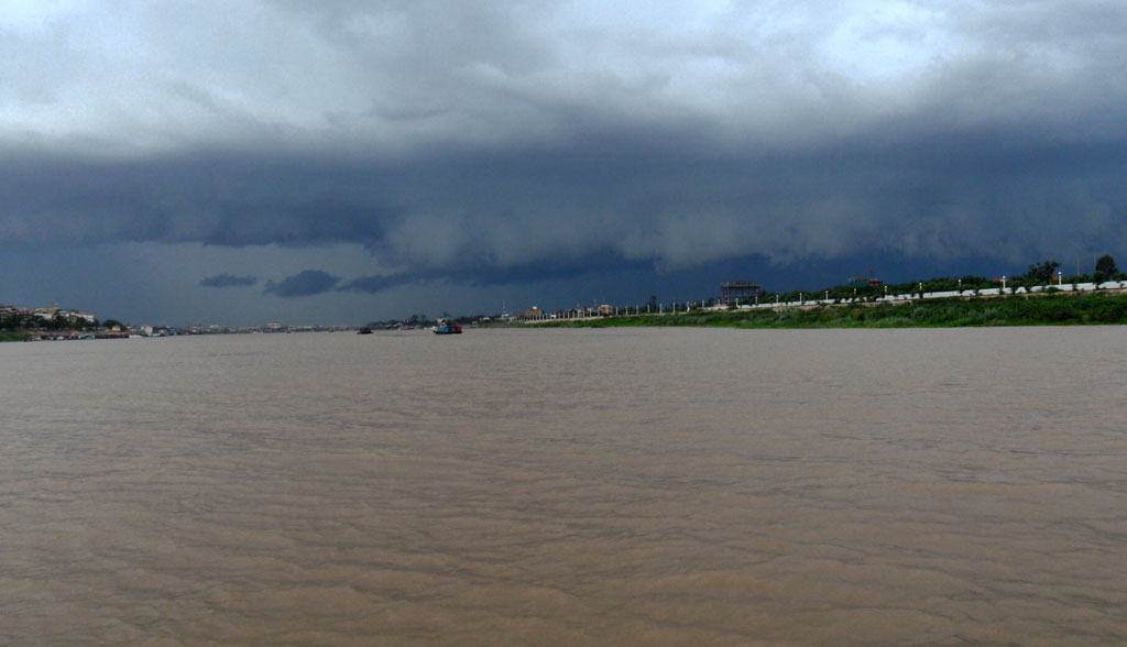 Storm on the Mekong